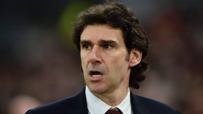 English Premier League club Middlesbrough sack manager Aitor