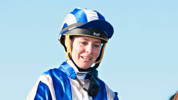 Rosie Myers will not be riding at Trentham on Saturday.