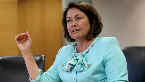Education Minister Hekia Parata says the IWS is still referring students to Salisbury and the school is still accepting ...