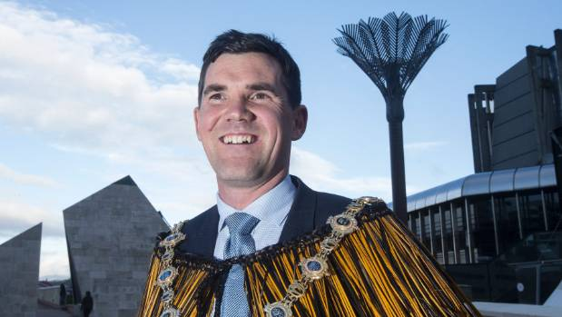 Wellington Mayor Justin Lester said he expected the council to be transparent and open to the public.