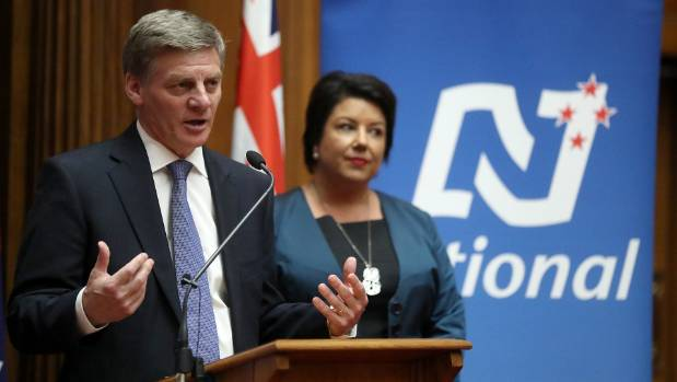 Bill English and Paula Bennett hold different views on abortion, but his view will prevail for the time being.