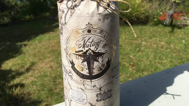 Mutiny on The Bounty by Garage Project carries a high price tag but the packaging makes it a great gift.