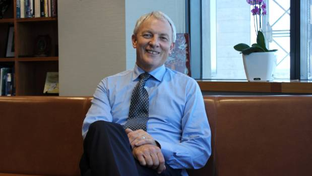 Auckland mayor Phil Goff says he has not yet received a formal proposal on the port's future.