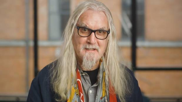 """Brilliant"" is how the legendary Billy Connolly describes his fellow Scottish comedian."