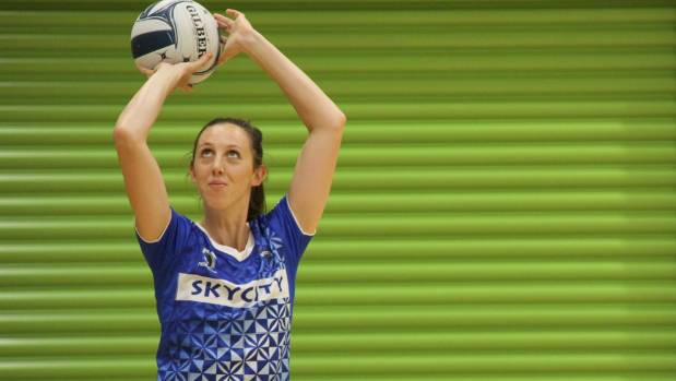 Northern Mystics goal shoot Bailey Mes should form a formidable shooing combination with Maria Tutaia this season.