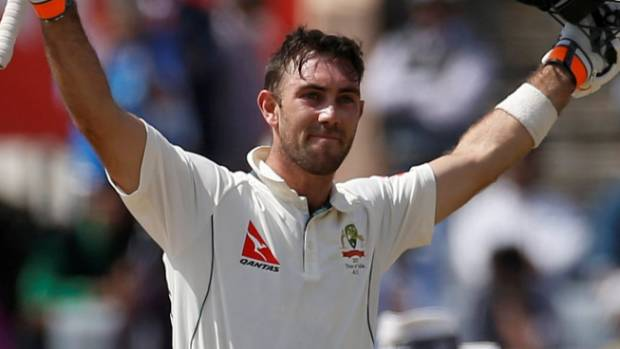 Glenn 'Big Show' Maxwell known for his big-hitting in white ball cricket, showed in March he had the nerve for test ...