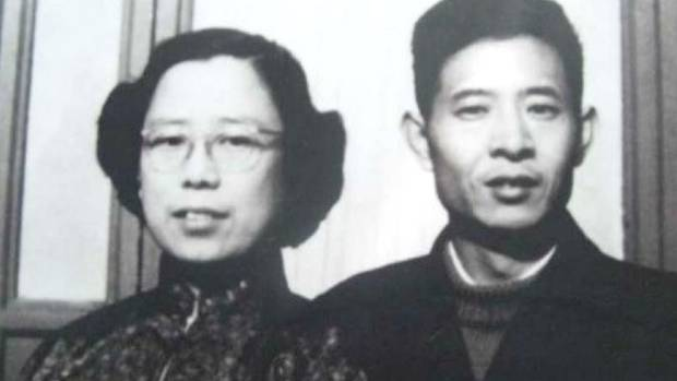 Li Zhao, left, is one of the female pioneers of communist China. She and her husband Hu Yaobang, right, shared liberal ideas.