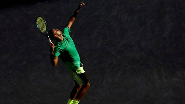 Federer wins his fifth title at Indian Wells