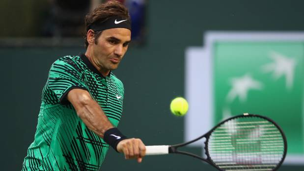 Roger Federer advances after ill Nick Kyrgios withdraws from Indian Wells