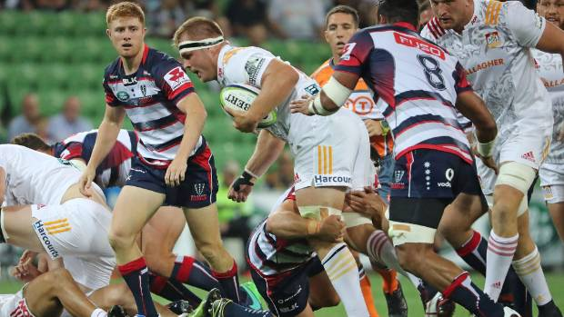 Sam Cane played a big part in the Chiefs' comeback win in Melbourne.