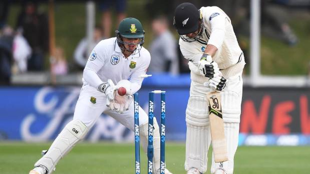 New Zealand name unchanged squad for third Test against South Africa