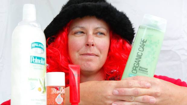 Otaki animal rescuer Kate Waghorn has preferred organic products for last 22 years, and says the words like natural, ...