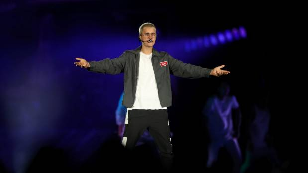 Justin Bieber fans helped inject millions of dollars into Auckland's economy.