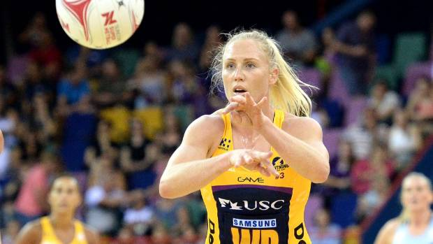 Laura Langman had been in top form for the Lightning before dislocating her finger.