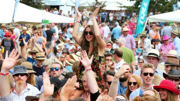 Partygoers at the Marlborough Wine and Food Festival could soon have another event to look forward to.