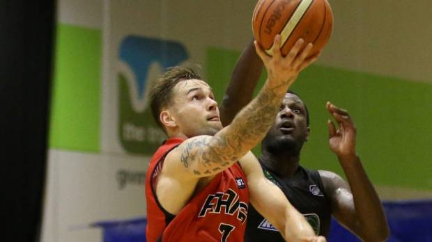 New Canterbury Rams' point guard Jeremy Kendle was highly impressive in their NBL road double-header.