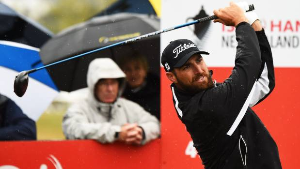 Daniel Pearce has continued his good form from the New Zealand Open (pictured) by winning the Queensland PGA ...
