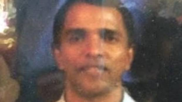 Father Tomy Mathew was stabbed in the neck as he was about to start mass.
