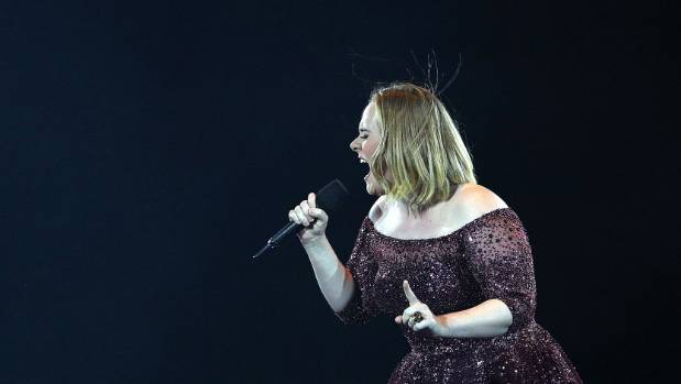 Following on from her Australian shows, Adele's huge 360 degree stadium tour moves to Auckland for three nights.