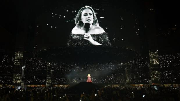 Adele's final Australian shows played to Melbourne on March 18 and 19.