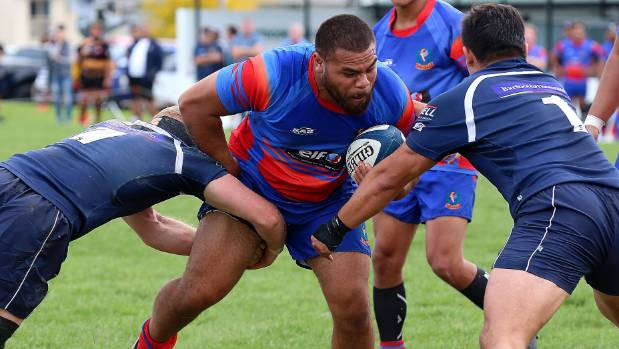 Dylan Halaholo has returned to the field, five months after admitting to three charges of doing an indecent act in a ...