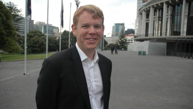 Chris Hipkins says Salisbury wouldn't be closing under a Labour government.