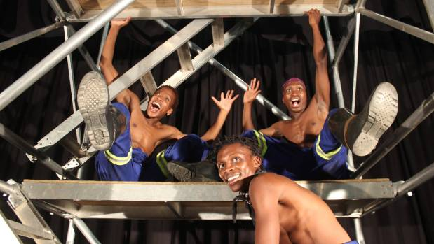 Stimela 'The Gumboot' Musical is a show full of joy and laughter and proves that music is indeed food for the soul.