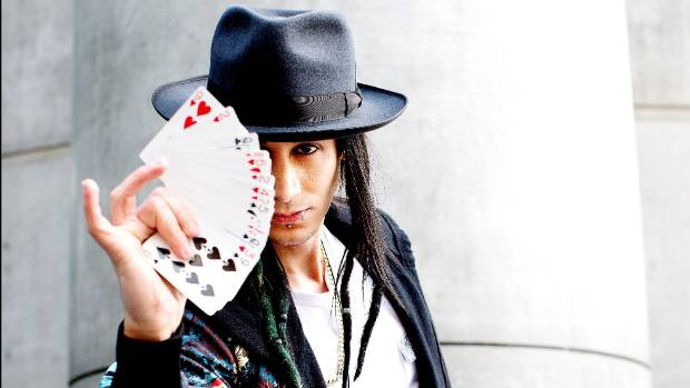 Acclaimed Aussie magician Consentio began his magic career in the school library, now he's renowned for his ...