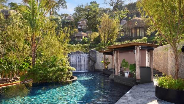 Keemala Phuket resort, Thailand.
