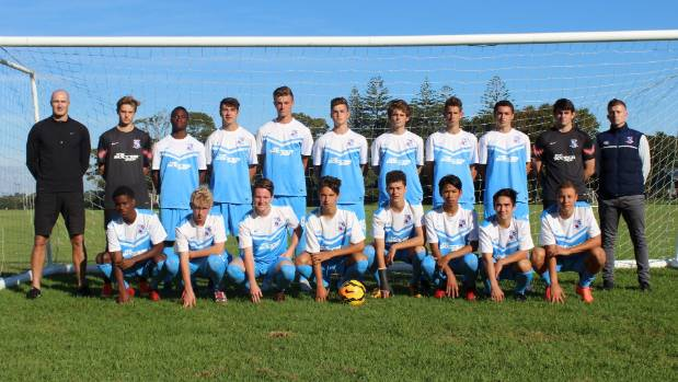 The Sacred Heart College first XI football team will travel to Prague in May to compete against the world's top high ...