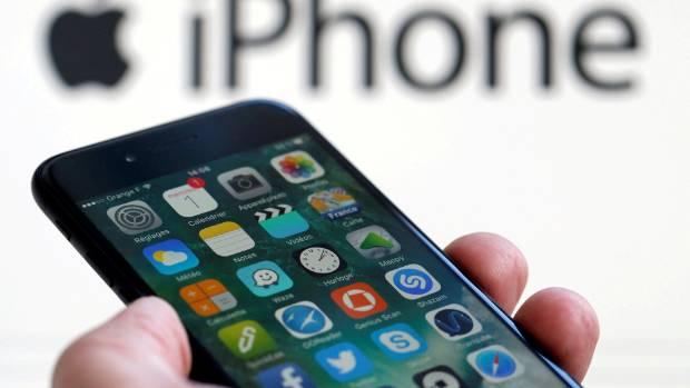 The iPhone wasn't just Apple co-founder Steve Jobs' idea.