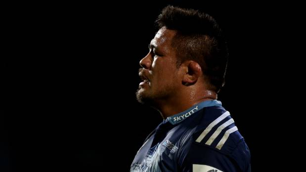 Blues hooker and former All Black Keven Mealamu is one of the faces of Headfirst, the New Zealand Rugby campaign to ...