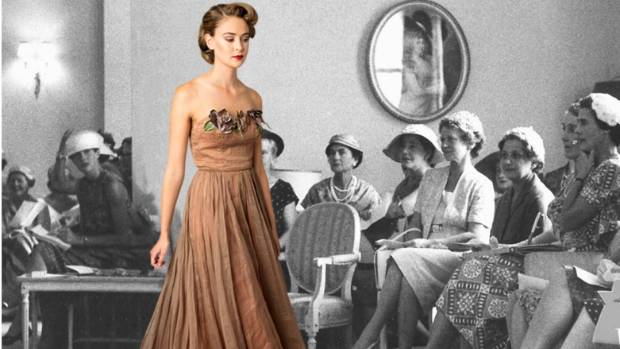 The Walk the Walk: A History of Fashion in the City event shows and informs viewers about Auckland's traditions and ...