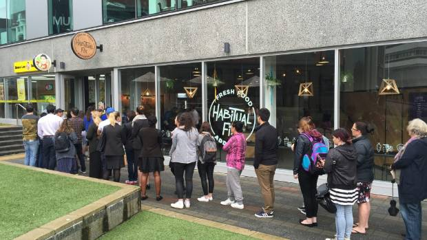 Habitual Fix has proven popular in other centres. There were queues around the block during the opening week of the ...