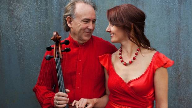 Cello-piano duo James Tennant and Katherine Austin were among the NZ Chamber soloists performing to audience acclaim in ...