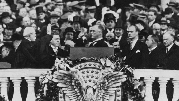 When Franklin Delano Roosevelt was sworn-in as the 32nd President of the United States, the American people wanted ...