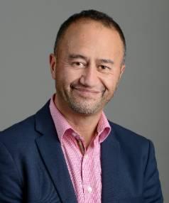 New Zealand Principals' Federation president Whetu Cormick.