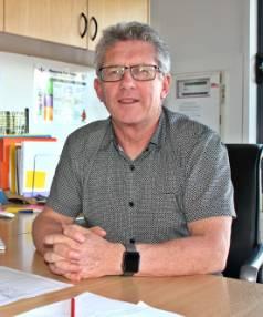 Principal of Manurewa East Primary School, Phil Palfrey.