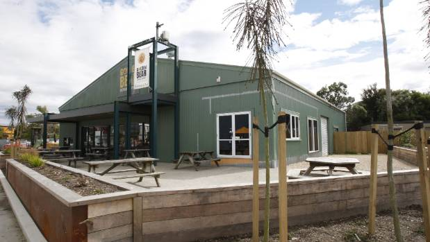 Golden Bear Brewery has plans to expand inside the council-owned building it operates from at Mapua Wharf.