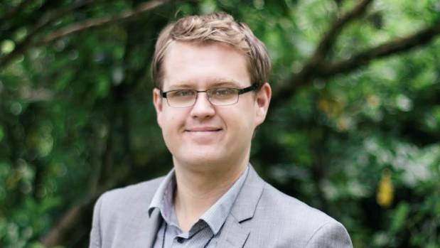Twenty-three-year-old  Green Party candidate Jack McDonald is one of the few politicians to openly support the idea of ...