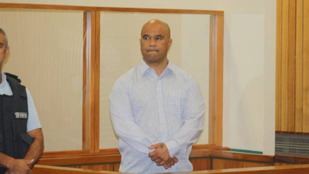 Jamie Te Hiko in the High Court at Rotorua.
