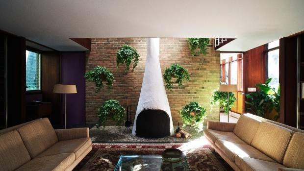 Jack White Buys The Mid Century Modern Kalamazoo House By