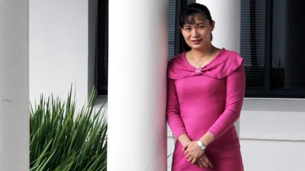 Massey University PhD student Yi-Mei Huang.