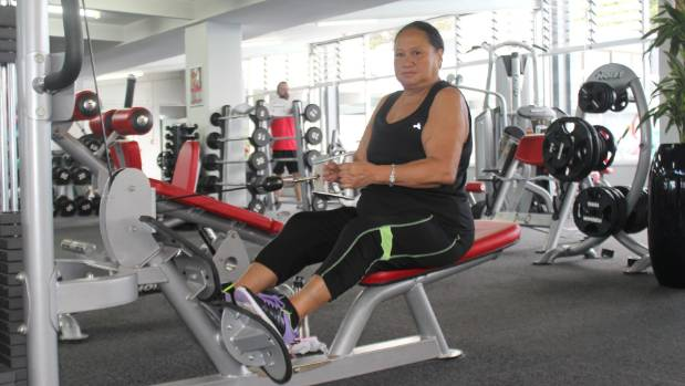Essie Samuels from Onehunga lost 45kgs and was cured off pre-diabetes.