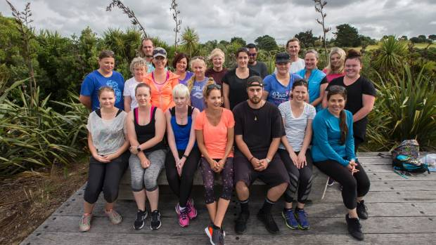 The Mt Taranaki Ascending 20 with health and peak performance advisor Laura Warren.