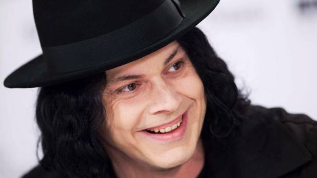 Jack White, formerly of the White Stripes, is the new owner of the house - he prefers to call himself 'custodian'.