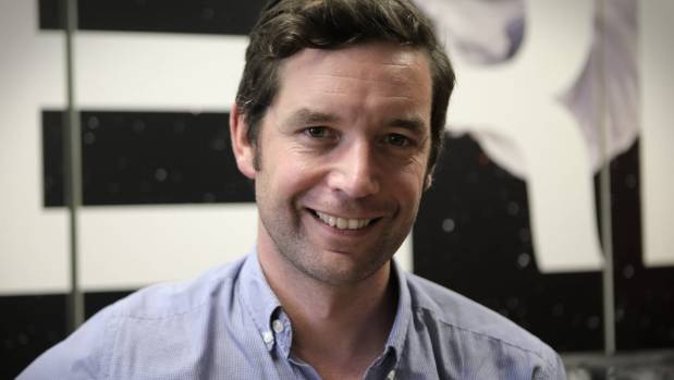 Jason Gleason, co-owner of Eight Wire, which has won the contract to create a data-sharing platform for government and ...