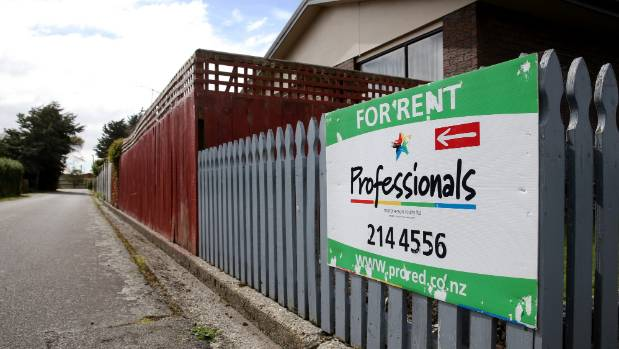 House for rent in Dee St, Invercargill.