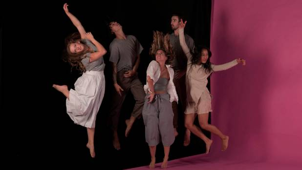Footnote dancers Georgia Beechey-Gradwell, Joshua Faleatua, Tyler Carney, Adam Noughton and Anu Khapung feature in a ...