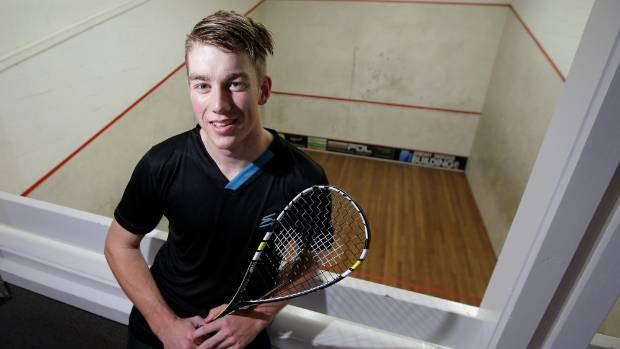 Southland squash player Mitchell Kempton has made the NZ under-19 team to play Australia.